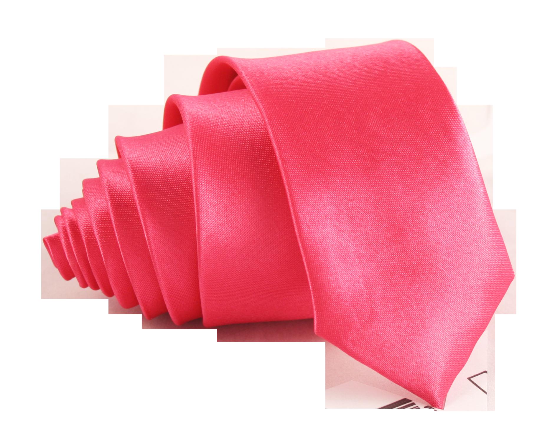 Růžová kravata