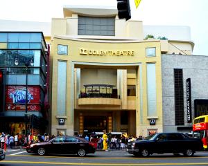 Předávání Oscarů v Dolby Theatre