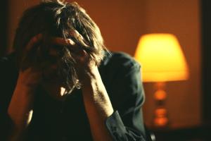 Frustrace , smutek a stres