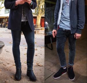 Příliš úzké kalhoty